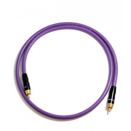 Melodika MDSW15 1.5m Kabel do Subwoofera Cinch RCA - RCA