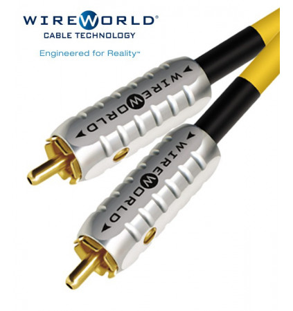 Wireworld Chroma 7 – Kabel coaxial (RCA-RCA) – 1,5m