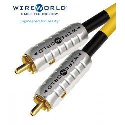 Wireworld Chroma 7 – Kabel coaxial (RCA-RCA) – 2m