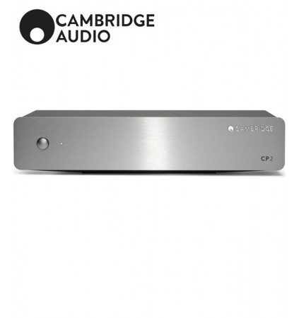 Cambridge Audio CP2 – Przedwzmacniacz gramofonowy MM/MC