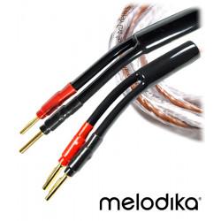 Melodika Brown Sugar BSSC4575 – Kabel głośnikowy konfekcja 2x4,5mm2 - 7,5m