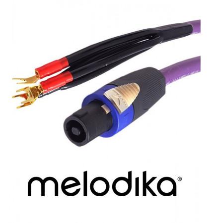 Kabel do subwoofera z wtykiem Speakon Melodika MDRSUB