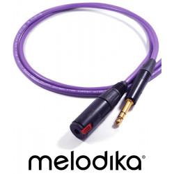 Przedłużacz jack 6,3mm stereo MDPJ Melodika