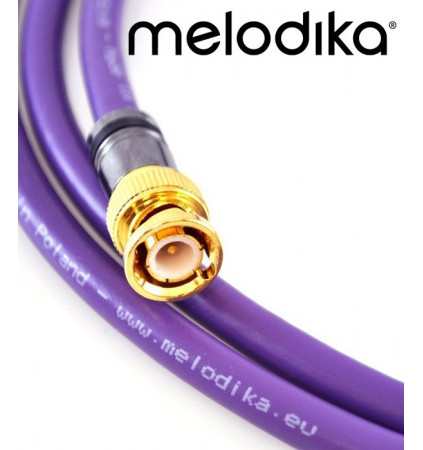 Melodika MDBN Profesjonalny kabel BNC-BNC