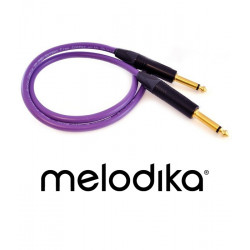 Kabel instrumentalny jack 6.3mm MDJ40 Melodika 4m