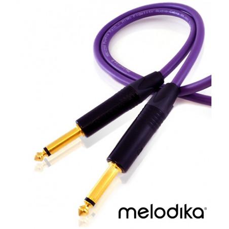Kabel instrumentalny jack 6.3mm MDJ10 Melodika 1m