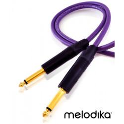 Kabel instrumentalny jack 6.3mm MDJ05 Melodika 0.5m