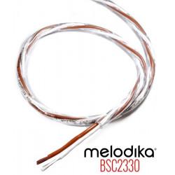 Kabel głośnikowy Melodika OFC Brown Sugar BSC2450 2x4.5mm2