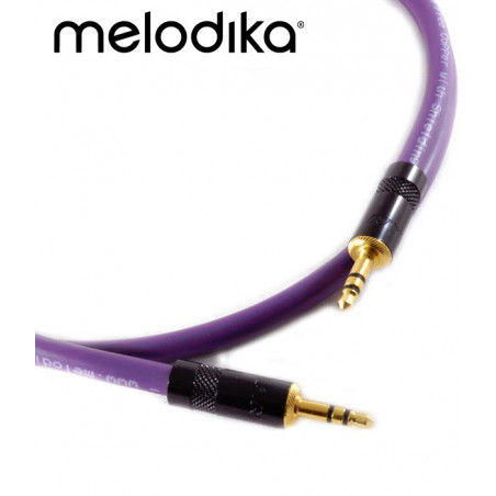 Kabel Przewód Jack - Jack 3.5 mm Melodika MDMJ10 - 1m