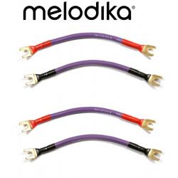 Zworki do kolumn MDSC1501 Melodika 2x1.5mm2