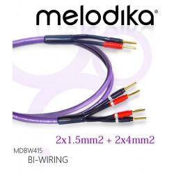 Kabel głośnikowy bi-wiring MDBW Melodika