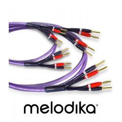 Kabel głośnikowy bi-ampling MDBA Melodika