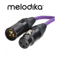 Kabel 2 x XLR Melodika MD2X