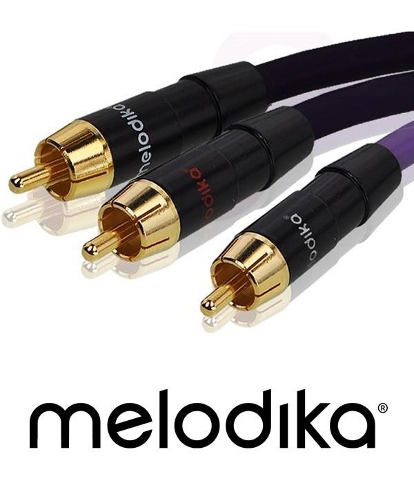 Melodika MDSWY kabel subwoofera typu Y