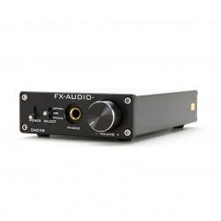 Wzmacniacz słuchawkowy DAC Fx-Audio DAC-X6 USB RCA