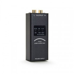 Karta dźwiękowa USB OTG DAC Fx-Audio FX01 RCA