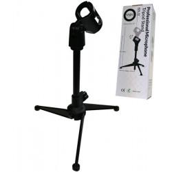 Statyw biurkowy, tripod, trójnóg do mikrofonowy