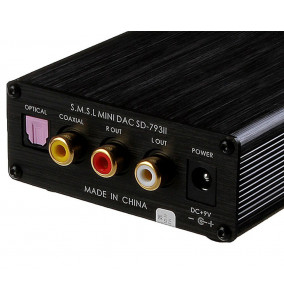 SMSL SD-793II – Wzmacniacz słuchawkowy DAC