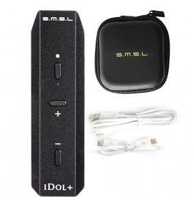 SMSL IDOL+ – Wzmacniacz słuchawkowy DAC USB