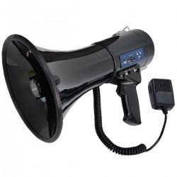 Tonsil TE 23/20 MP3, USB, SD - Megafon bezprzewodowy z akumulatorem Czarny