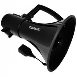 Tonsil TE 30/20 - Megafon bezprzewodowy Czarny