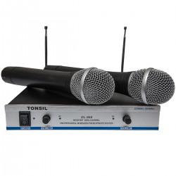 Tonsil DL-868 - system bezprzewodowy + 2 mikrofony
