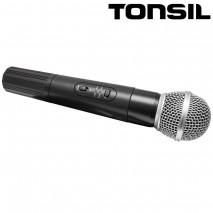Tonsil LY-200 - mikrofon bezprzewodowy z odbiornikiem