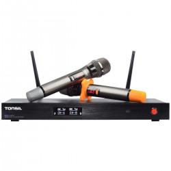 Tonsil MBD 710 - system bezprzewodowy + 2 mikrofony