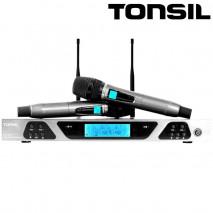 Tonsil MBD 822 - system bezprzewodowy + 2 mikrofony