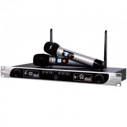 Tonsil MBD 846 - system bezprzewodowy + 2 mikrofony