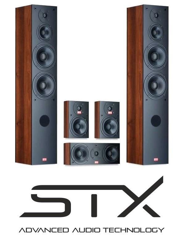 ZESTAW DO KINA DOMOWEGO STX KD-200n 5.0