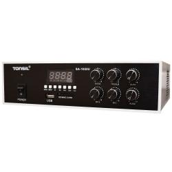 Tonsil SA-1055U -  wzmacniacz z odtwarzaczem MP3 /USB/ SD 230/12V