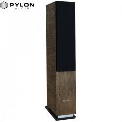 Pylon Audio Diamond 25 Czarny olejowosk – kolumny podłogowe (para)