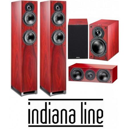 Zestaw kina domowego 5.0 Indiana Line Musa 555