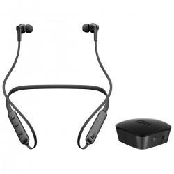 MEE Audio Connect T1N1 - System bezprzewodowy ze słuchawkami do TV