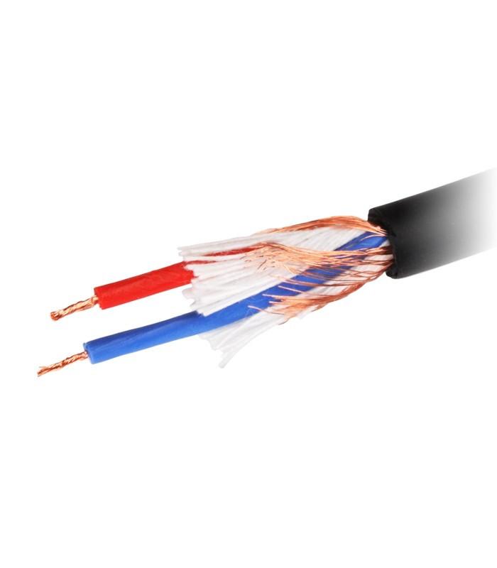 Sheller kabel mikrofonowy symetryczny