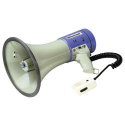 Monacor TM-27 - Megafon bezprzewodowy