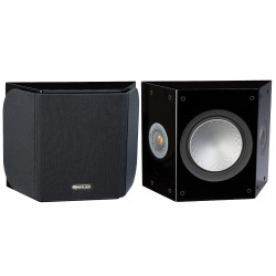 Monitor Audio Silver 6G FX – Kolumny efektowe surround (para)