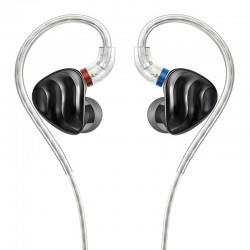 FiiO FH3 - Hybrydowe słuchawki dokanałowe