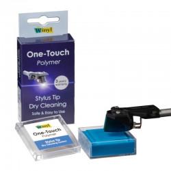 Winyl One-Touch Polymer - Poduszka polimerowa do czyszczenia igły gramofonowej