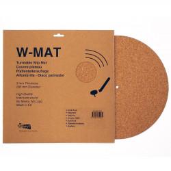 Winyl W-Mat Cork 295/3 mm - Korkowa mata gramofonowa