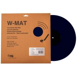 Winyl W-Mat Acrylic Dark Blue 295/3 mm - Akrylowa mata gramofonowa