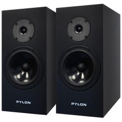 Pylon Audio Diamond Monitor Czarny Mat – Kolumny podstawkowe (para)