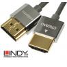 Kabel (przewód) HDMI Cromo Slim Lindy 41672 - 2m