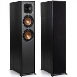 Klipsch Reference Base R-625FA – Kolumny podłogowe z Dolby Atmos (para) + Melodika MDC2250 2x2,5mm2 - 5 metrów