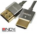 Kabel (przewód) HDMI Cromo Slim Lindy 41674 - 5m