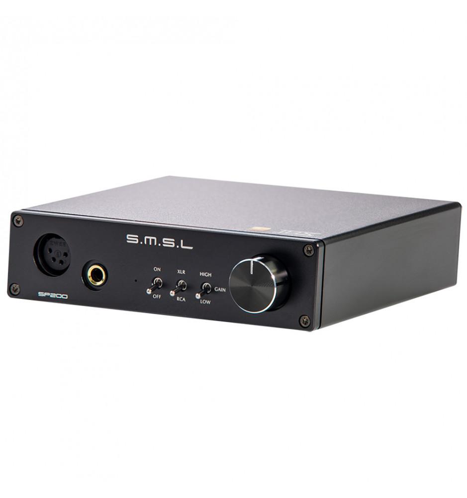 SMSL SP200 – Wzmacniacz słuchawkowy