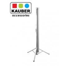 Ekran na statywie Kauber Econo Mobil 152 x 152 cm 1:1