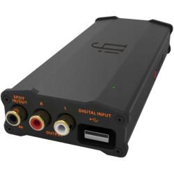 iFi Audio micro iDSD Black Label - Konwerter DAC, wzmacniacz słuchawkowy