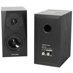 Pylon Audio Sapphire Sat – Kolumny podstawkowe (para)